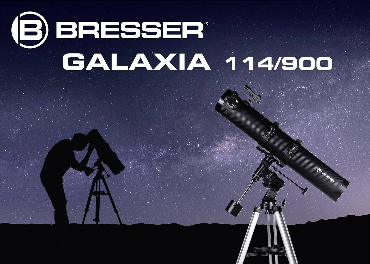 Bresser optik messier ar l linsen teleskop achromatisch
