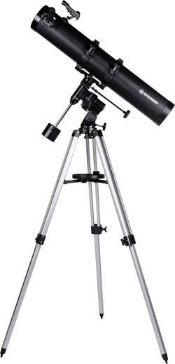 Spiegel-Teleskop Bresser Optik Galaxia 114/900 EQ carbon Äquatorial Newton, Vergrößerung 45 bis 675 x