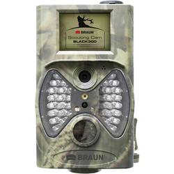 Fotopasca Braun Germany Scouting Cam, 12 MPix, čierne LED diódy, diaľkové ovládanie, maskáčová