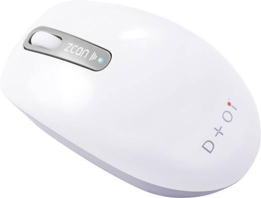 Renkforce ZCan Wireless Scanner Mouse Maus-Dokumentenscanner A3 400 dpi USB