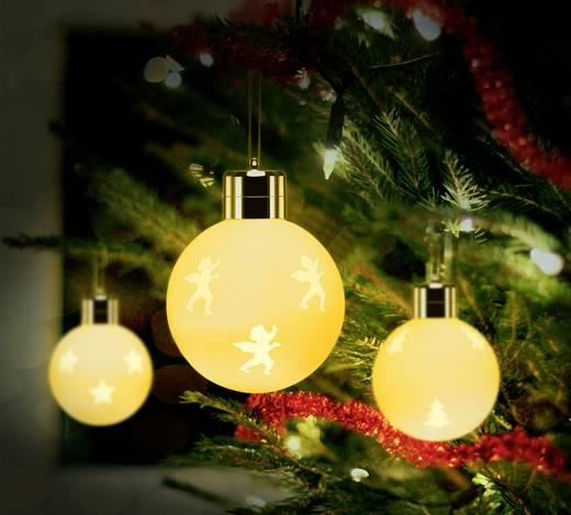 polarlite lba 54 001 weihnachtsbaum dekoration sterne weihnachtsbaum engel 6er set warm wei. Black Bedroom Furniture Sets. Home Design Ideas