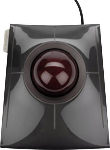 Kensington SlimBlade™ USB-Trackball Laser Silber/Anthrazit, Rot