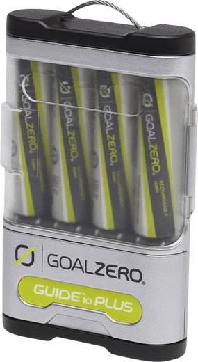 Goal Zero Nomad 7 - Guide 10 Plus Charger Kit 41022 Solar-Ladegerät Ladestrom Solarzelle 1100 mA 7 W Kapazität (mAh, Ah)