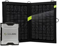Chargeur solaire Li-Ion Goal Zero Nomad 13 - Sherpa 50 Power Kit 42005 1100 mA 5200 mAh