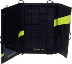 Cestovná solárna nabíjačka s USB, Goal Zero Nomad 7 11800, čierna