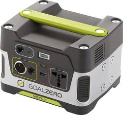 Goal Zero Yeti 150, solární generátor 230 V, 14000 mAh