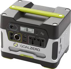 Goal Zero Yeti 400, solární generátor 230 V, 33000 mAh