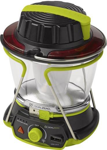 LED Camping-Laterne Goal Zero Lighthouse 250 Laterne 400 lm akkubetrieben, dynamobetrieben 498 g Schwarz-Gelb 32004