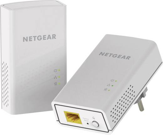 NETGEAR PL1200 Powerline Starter Kit 1.2 Gbit/s
