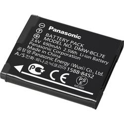 Akumulátor do kamery Panasonic DMW-BCL7E DMW-BCL7E, 680 mAh