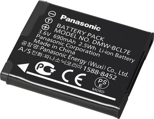 Kamera-Akku Panasonic DMW-BCL7E 3.6 V 680 mAh DMW-BCL7E