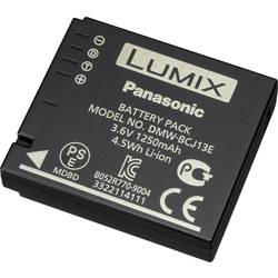 Akumulátor do kamery Panasonic DMW-BCJ13E DMW-BCJ13E, 1250 mAh