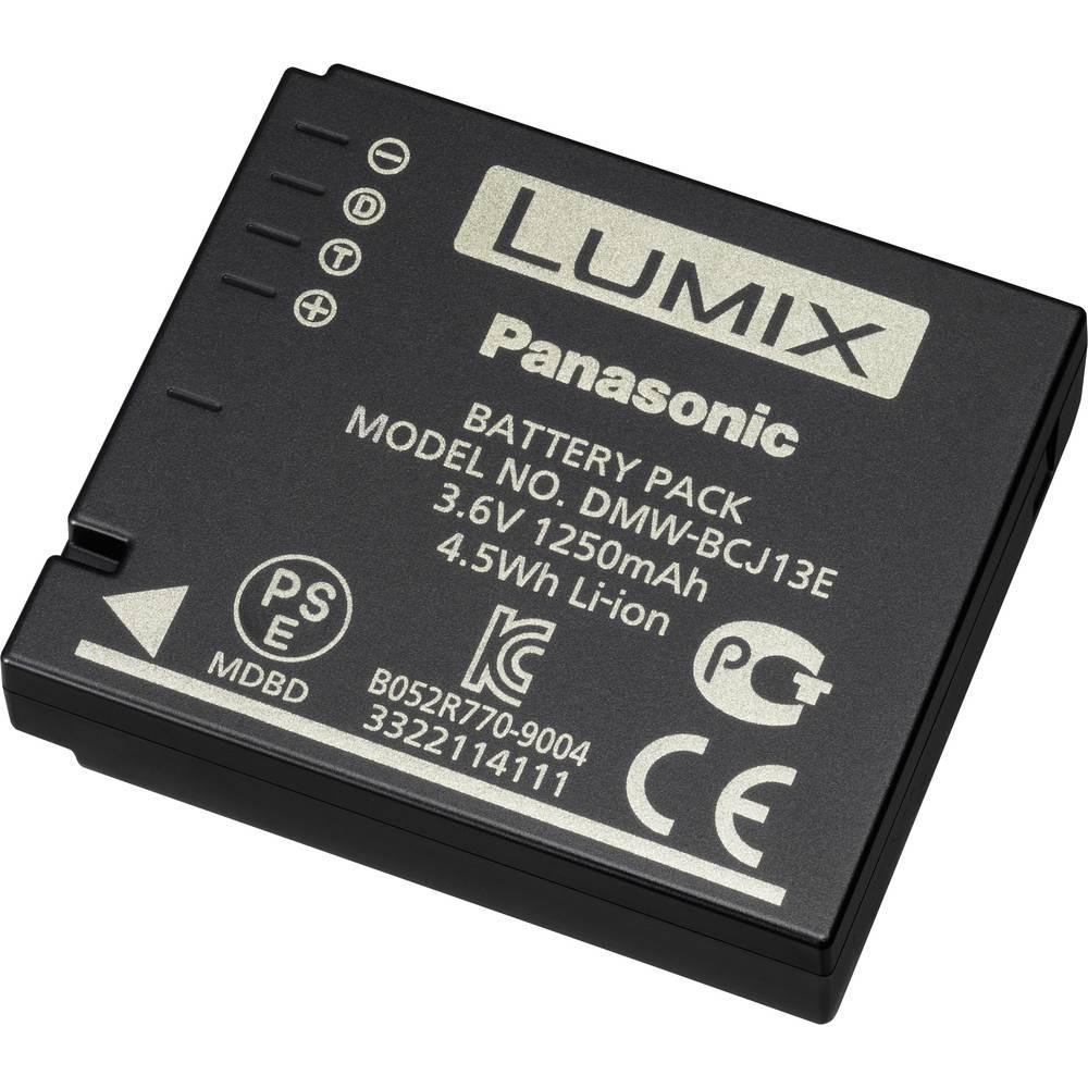 Camera-accu Panasonic DMW-BCJ13E 3.6 V 1250 mAh DMW-BCJ13E