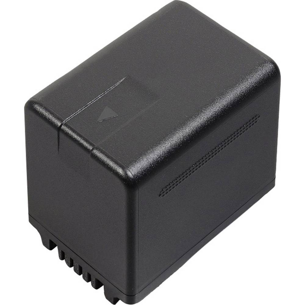 batterie pour appareil photo panasonic vw vbt380e k 3 6 v. Black Bedroom Furniture Sets. Home Design Ideas