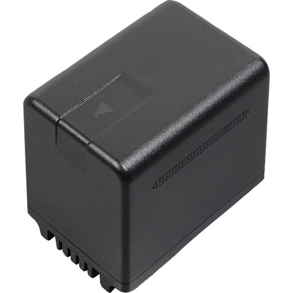 Camera-accu Panasonic VW-VBT380E-K 3.6 V 3880 mAh VW-VBT380E-K