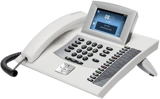 Systemtelefon,VoIP Auerswald COMFORTEL 2600 IP weiß Android, Anrufbeantworter, Freisprechen, Optische Anrufsignalisierun