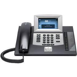 Image of Auerswald COMFORTEL 2600 IP schwarz Systemtelefon,VoIP Android, Anrufbeantworter, Freisprechen, Optische