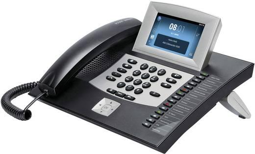 Systemtelefon,VoIP Auerswald COMFORTEL 2600 IP schwarz Android, Anrufbeantworter, Freisprechen, Optische Anrufsignalisie