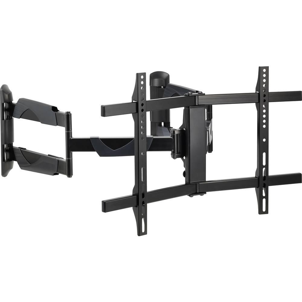 curved tv eckhalterung 94 0 cm 37 177 8 cm 70. Black Bedroom Furniture Sets. Home Design Ideas