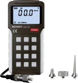 Přístroj k měření vibrací Voltcraft VBM-80