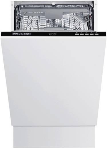Einbau Geschirrspuler 45 Cm Gorenje Energieeffizienzklasse A D
