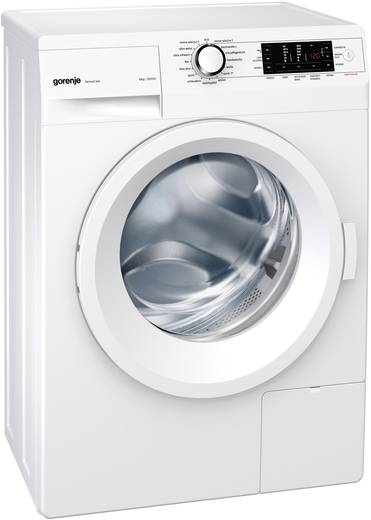 gorenje waschmaschine frontlader ws652p 6 kg. Black Bedroom Furniture Sets. Home Design Ideas