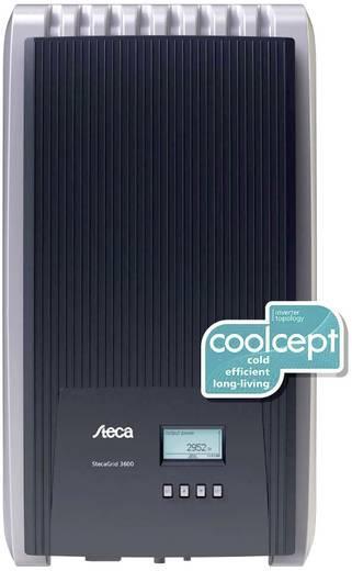Steca Grid Coolcept³ 4003 Inselwechselrichter 4000 W - 230 V/AC Netzeinspeisung