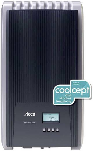 Steca Grid Coolcept³ 4003 Netzwechselrichter 4000 W - 230 V/AC Netzeinspeisung