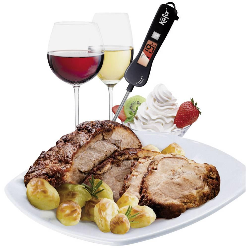 Termometro da cucina k fer 7 3014 salse liquidi frittura alimenti per bambini indicatore c - Termometri da cucina ...