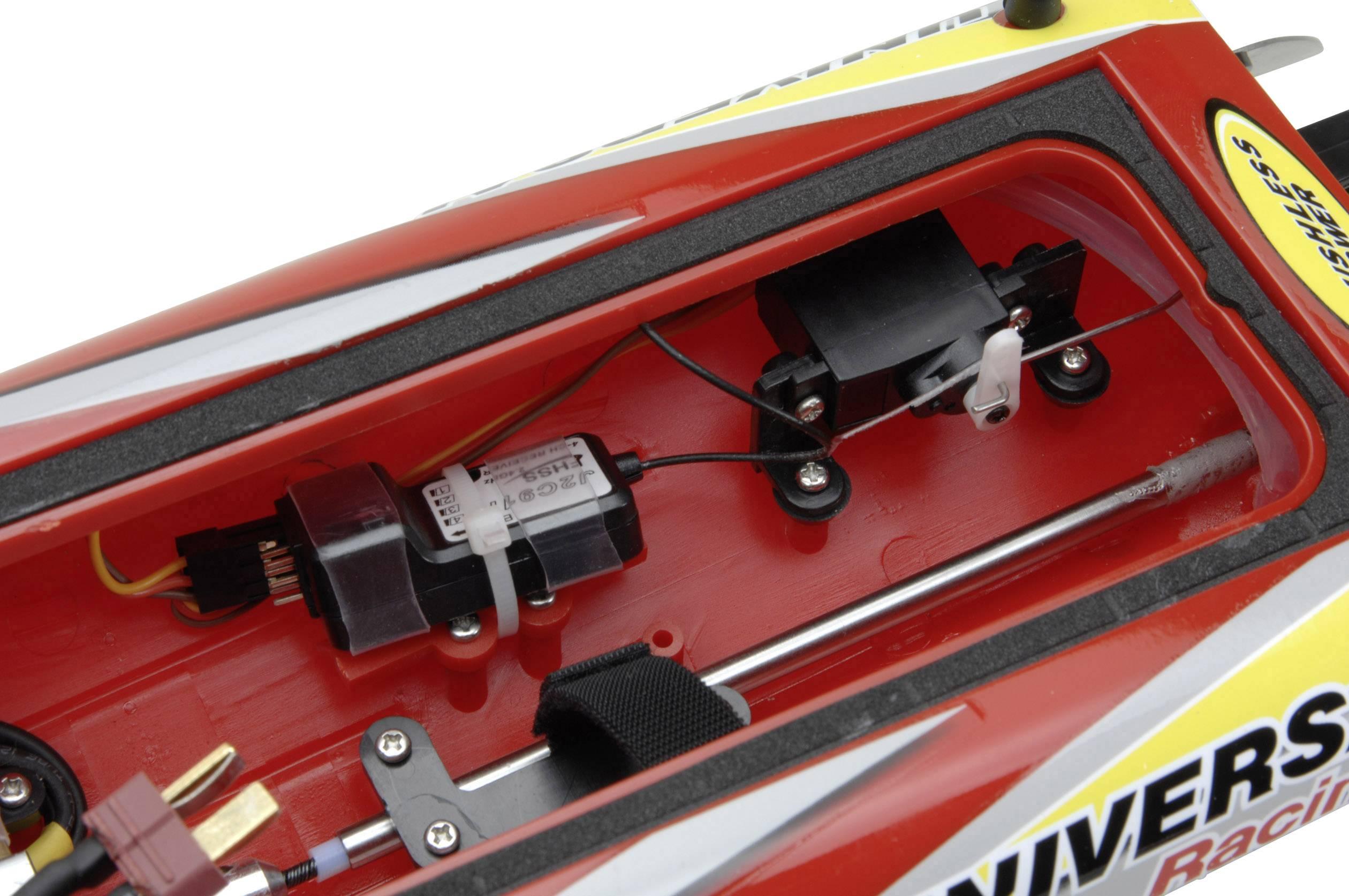 Ersatzteil Rennboot Speedboot Super Mono X Servo Set