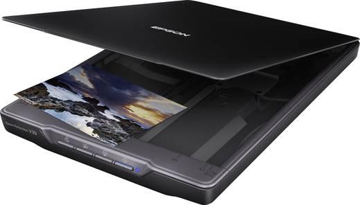 Epson Perfection V39 Flachbettscanner A4 4800 x 4800 dpi USB Dokumente, Fotos