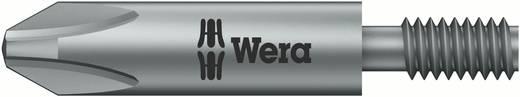 Kreuzschlitz-Bit PH 2 Wera 851/11 Chrom-Vanadium Stahl legiert, zähhart 1 St.