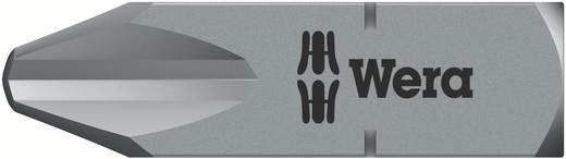 Kreuzschlitz-Bit PH 1 Wera 851/25 H Werkzeugstahl legiert, extra hart 1 St.