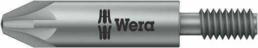 Kreuzschlitz-Bit PZ 2 Wera 855/11 Werkzeugstahl legiert, zähhart 1 St.