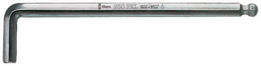 Innen-Sechskant Winkelschraubendreher Wera 950 PKL 6 mm