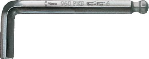 Innen-Sechskant Winkelschraubendreher Wera 950 PKS 6 mm
