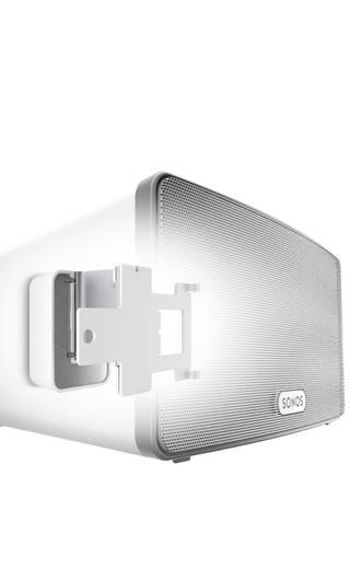 Lautsprecher-Wandhalterung Vogel´s SOUND 4203 Weiß Passend für: Sonos 3