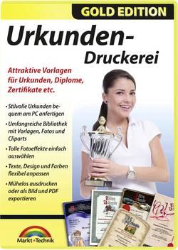 markt & technik einladungs druckerei 14 gold edition vollversion, Einladung