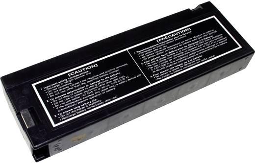 multipower MP1222A B20112MP Bleiakku 12 V 2 Ah Blei-Vlies (AGM) (B x H x T) 182 x 61 x 23 mm Klemmpol Wartungsfrei, Geri