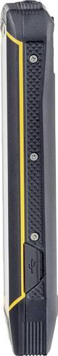 Cyrus CS19 Outdoor Smartphone 8.9 cm (3.5 Zoll) 1.3 GHz Dual Core 5 Mio. Pixel Android™ 4.4.2 IP-67 Schwarz