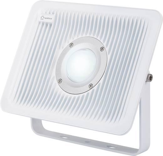 Renkforce 1361117 LED-Außenstrahler 50 W Kalt-Weiß Grau