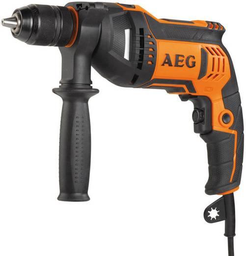 AEG Powertools SBE 705 RE 1-Gang-Schlagbohrmaschine 705 W inkl. Koffer