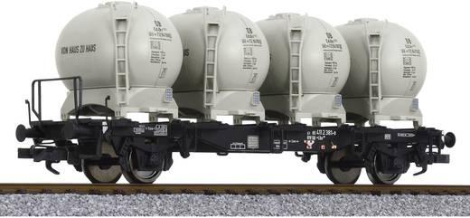 Liliput L235130 H0 Behältertragwagen der DB Behältern Edzkr 571