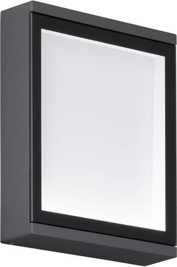 WOFI HALL 4706.01.88.0000 LED-Hausnummernleuchte 6.5 W Warm-Weiß Anthrazit