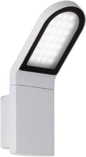 LED-Außenwandleuchte 9.5 W Warm-Weiß WOFI NEWARK 4819.01.50.0000 Grau