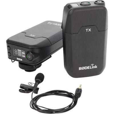 Kamera-Mikrofon RODE Microphones Link Filmmaker Übertragungsart:Kabellos Blitzschuh-Montag Preisvergleich
