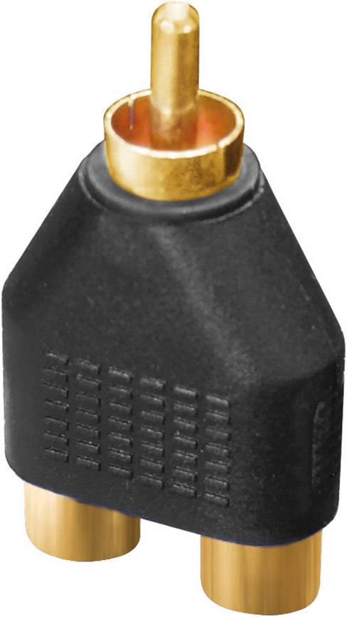 20 Stück Adapter 2x Cinch Kupplung auf 2x Cinch Kupplung