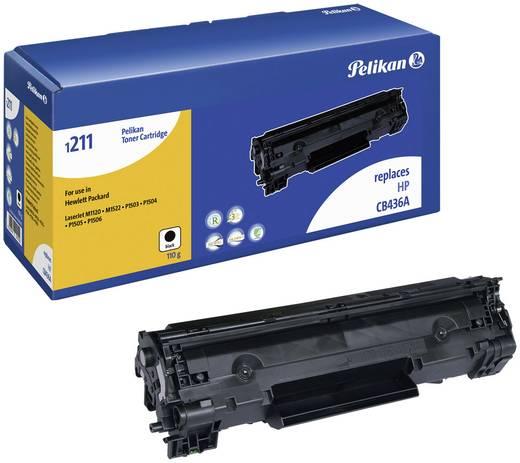 Pelikan Toner ersetzt HP 36A, CB436A Schwarz 2800 Seiten 1211