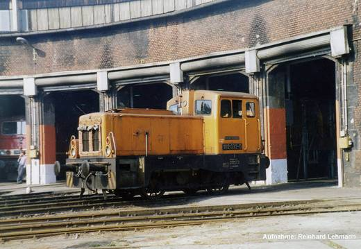 Piko H0 52544 H0 Diesellok BR 102 der DR