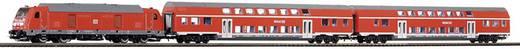 Piko H0 59112 H0 SmartControl® Start-Set Nahverkehrszug BR 245 der DB AG mit Loksound